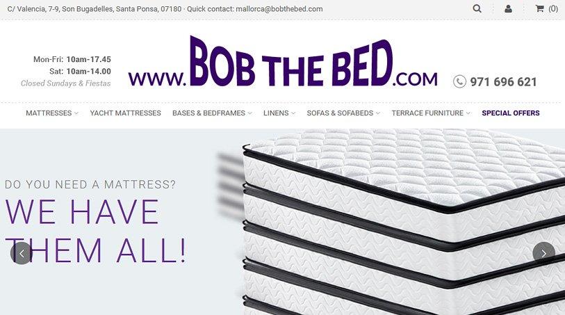 Bob the Bed