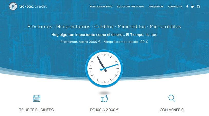 Tic-tac.credit